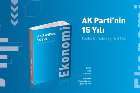 Kitap   AK Parti'nin 15 Yılı: Ekonomi