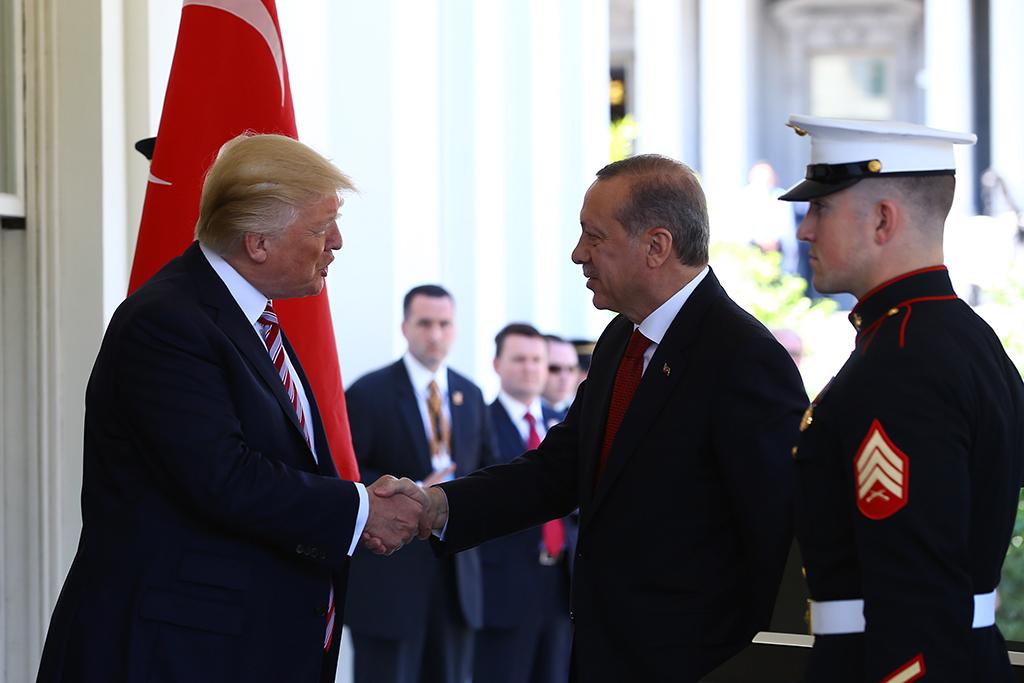 Trump'ın Erdoğan'a İhtiyacı Arttı