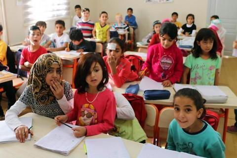 Eğitim ve Sosyal Politikalar Rapor Cumhurbaşkanı Recep Tayyip Erdoğan Eğitim Rapor Recep Tayyip Erdoğan SETA Çalışmaları SETA Rapor Suriyeli Çocukların Eğitimi Suriyeli Göçmenler Suriyeli Öğrenciler Theirworld