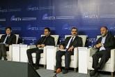 """Siyaset, Ekonomi ve Toplum Araştırmaları Vakfı (SETA) tarafından """"Ortadoğu'da Bölgesel Dönüşüm"""" konulu panel düzenlendi."""