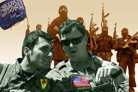 YPG/PKK - ABD - DAEŞ