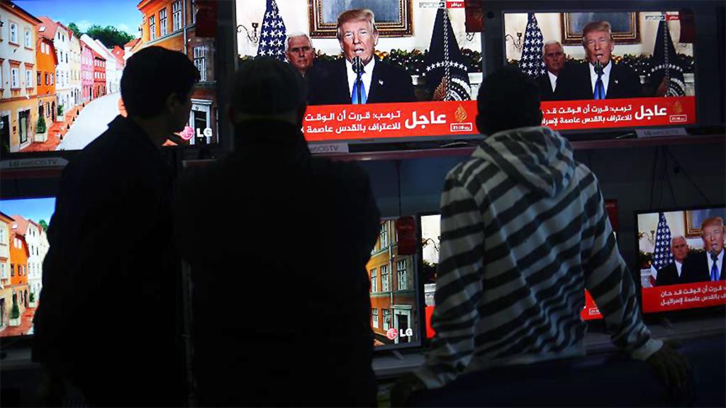 Trump'ın Kudüs Kararı