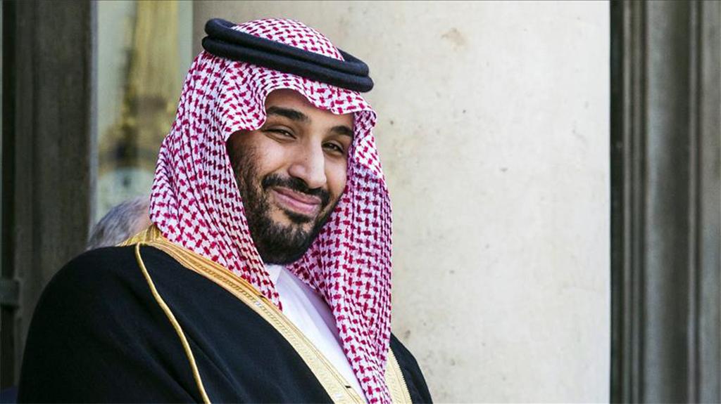 Suudi Arabistan Veliaht Prensi Muhammed bin Selman,