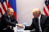 Donald Trump - Vladimir Putin