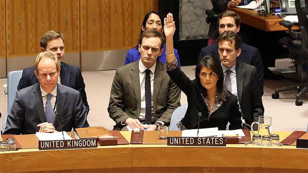 ABD, BM Daimi Temsilcisi