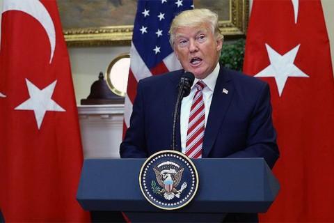 Donald Trump - Türkiye ABD İlişkileri