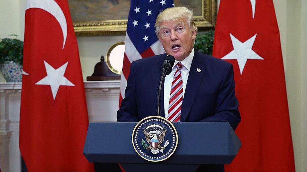 ABD Başkanı Trump ve ABD Kurumlarının Türkiye'ye İlişkin Söylemlerindeki Farklılık Soru İşaretlerine Sebep Oluyor