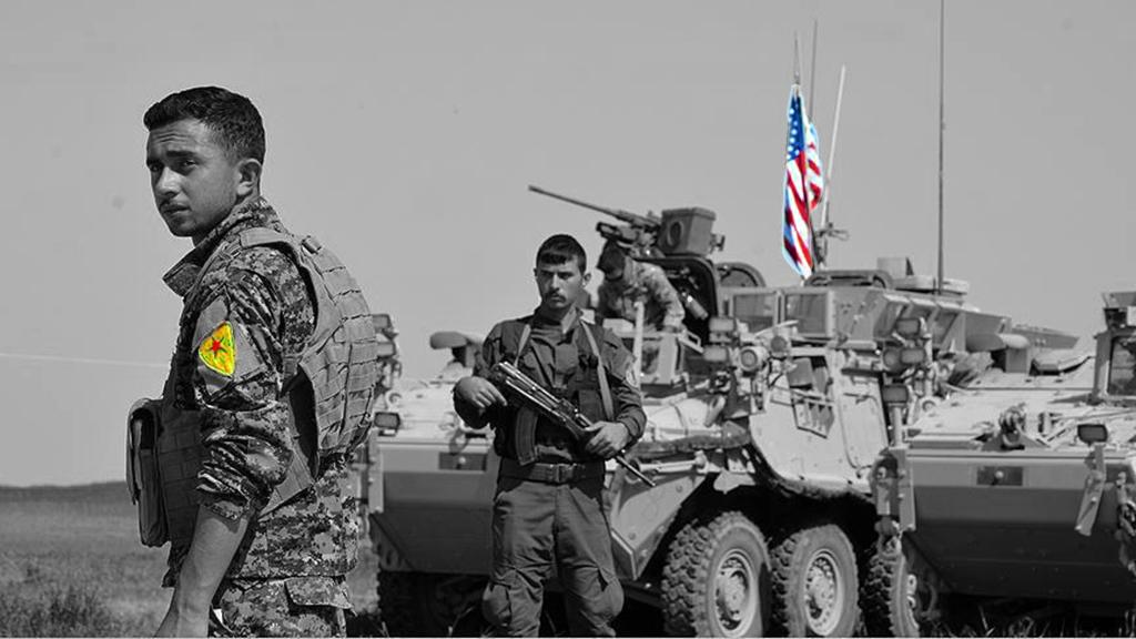ABD-PKK Desteği