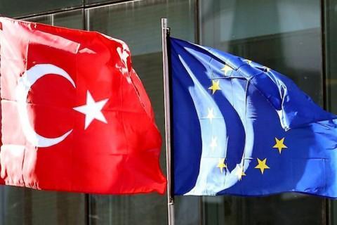 Türkiye - AB Bayrağı