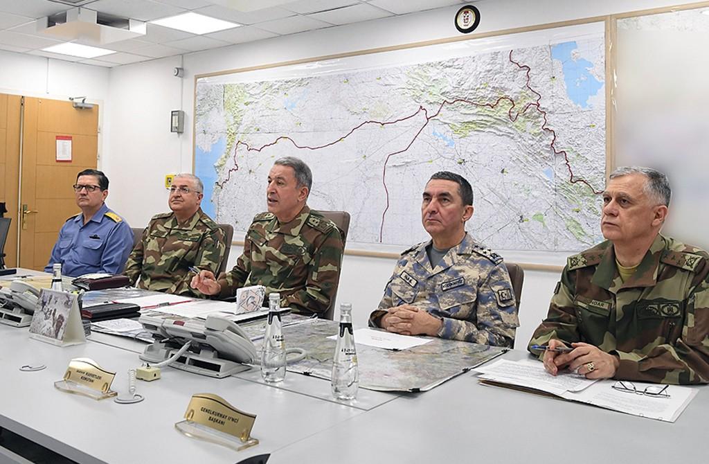Zeytin Dalı Harekatı Komutanları