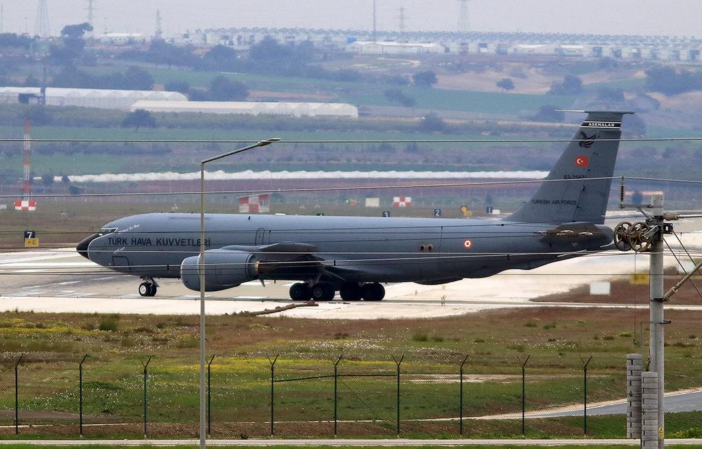Zeytin Dalı Harekatı - Türk Hava Kuvvetleri