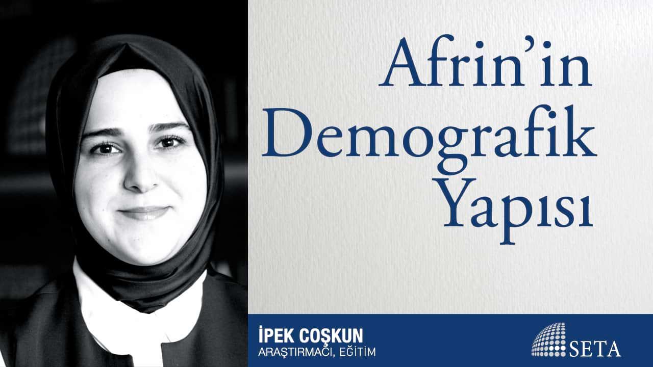 Afrin'in Demografik Yapısı
