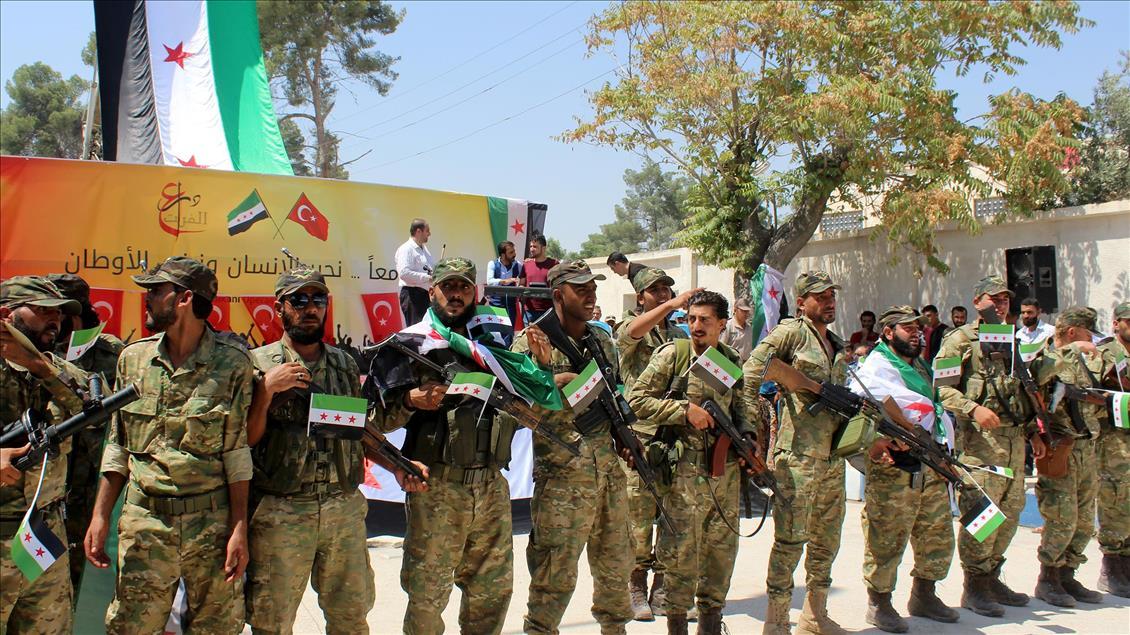 Özgür Suriye Ordusu'na Karşı Kirli Kampanya