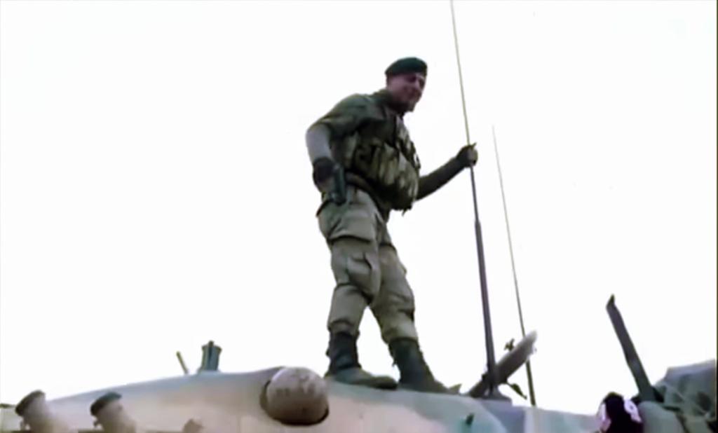 Zeytin Dalı Harekatı'nda hazırlık yapan Türk Askeri: Beklemesinler