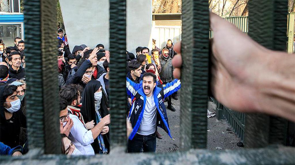İran'daki Eylemler