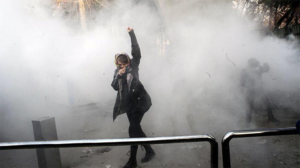 İran'daki Gösteriler