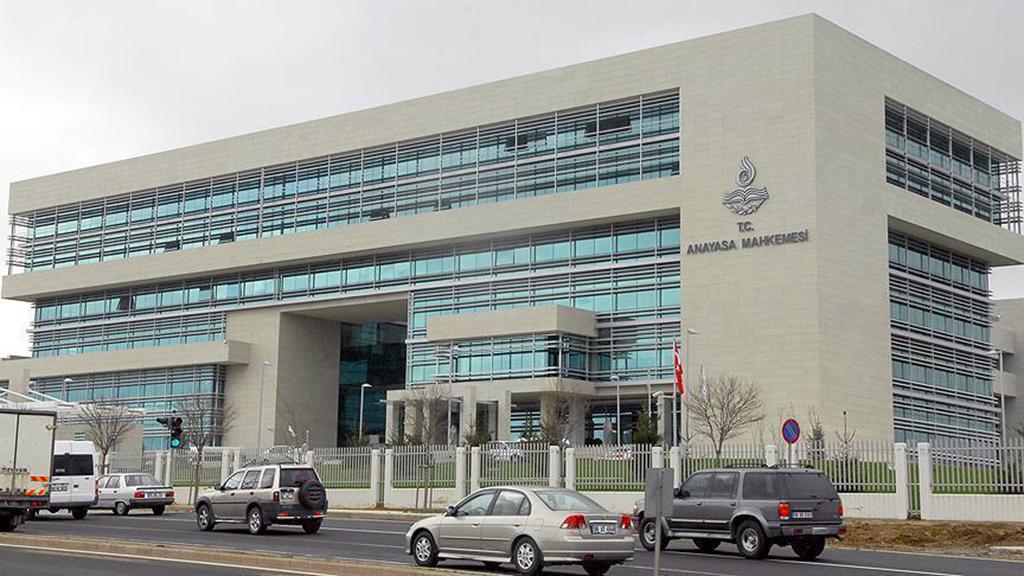 Anayasa Mahkemesi (AYM)