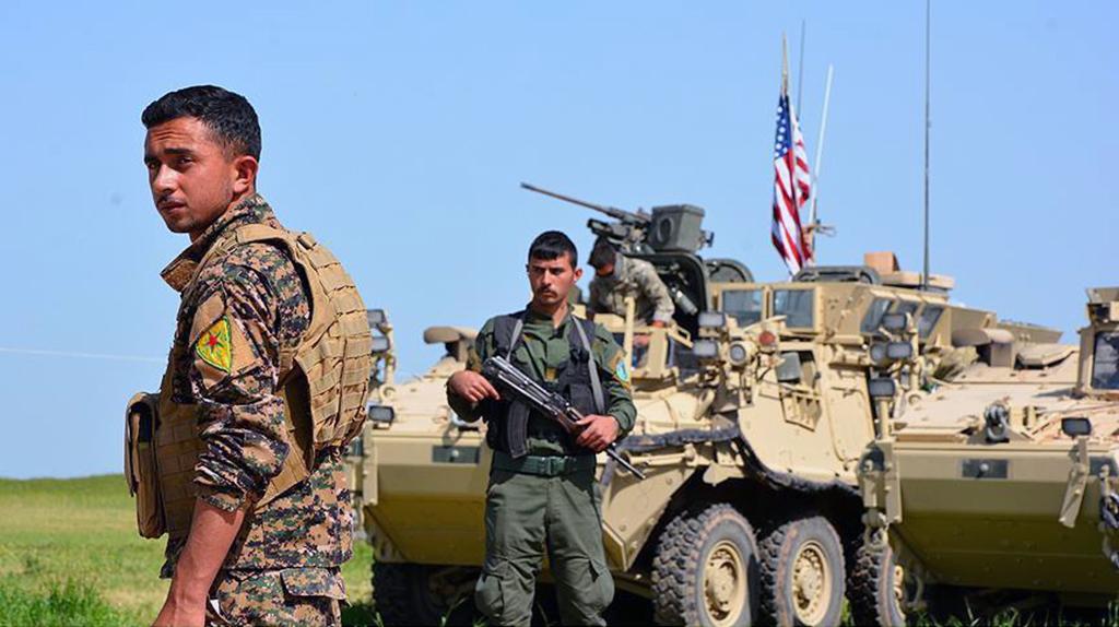 Türk-Amerikan Mücadelesinin Suriye Cephesi