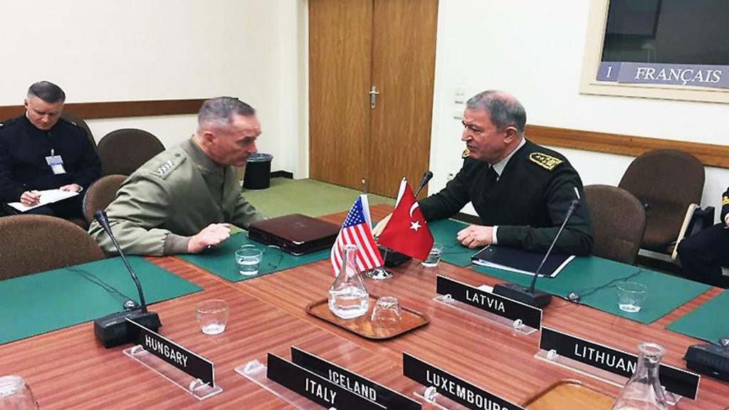 Türkiye - ABD - NATO