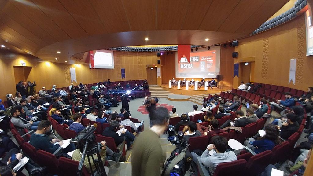 PKK-YPG'nin Suriye Yapılanması paneli