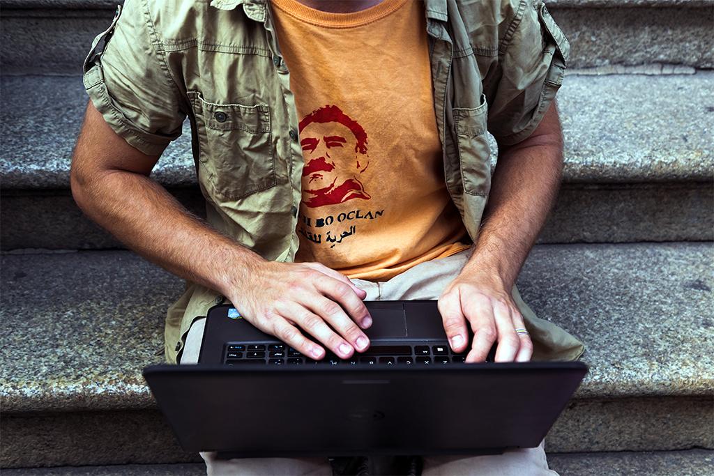 Abdullah Öcalan T-Shirt