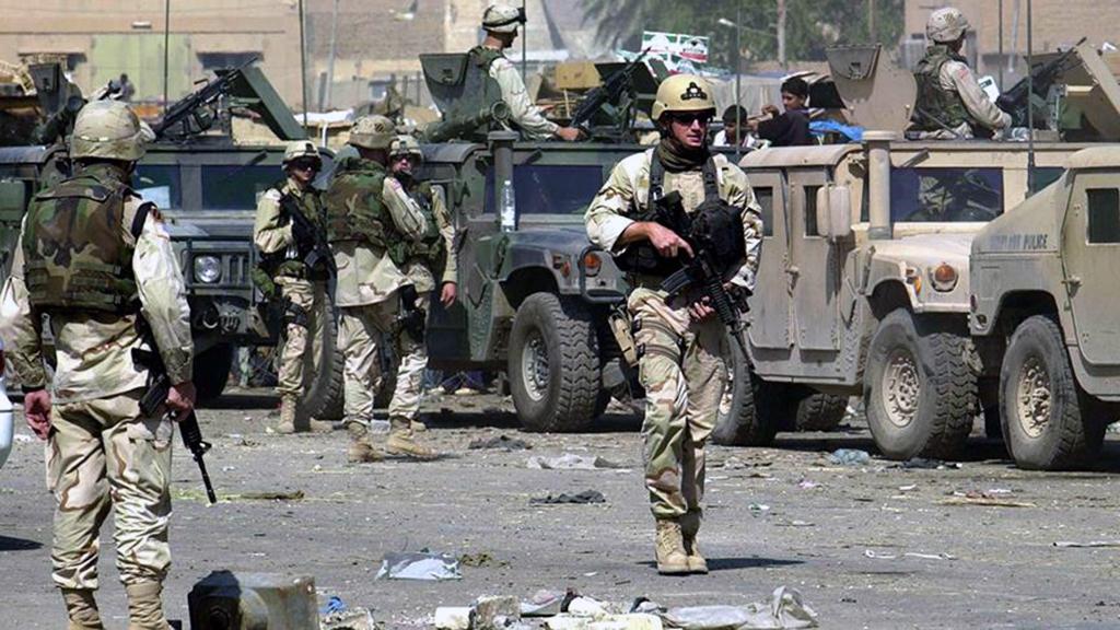 ABD askerleri Ortadoğuda