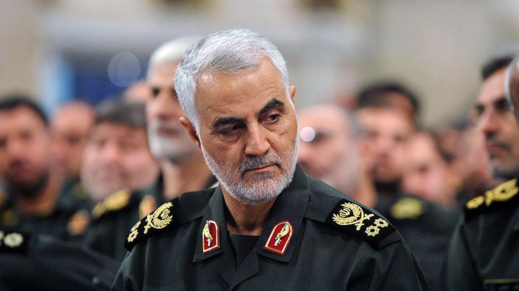 İran Devrim Muhafızları Komutanı Kasım Süleymani