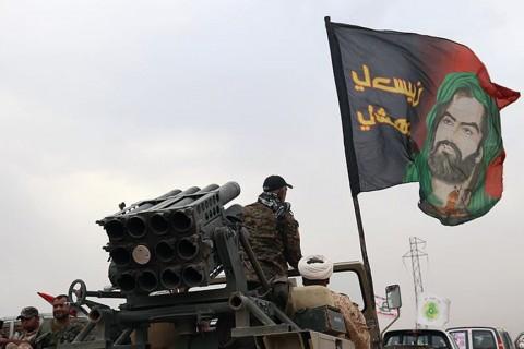 Suriye'de Şii Milisler