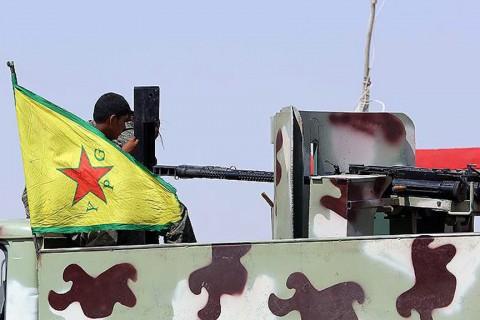 YPG Teröristi