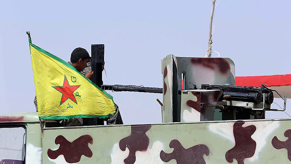 YPG'yi Kabullendirmeniz Mümkün Değil