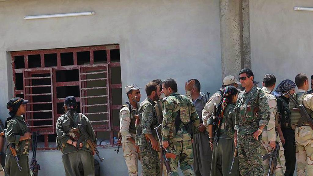 PKK / YPG teröristleri