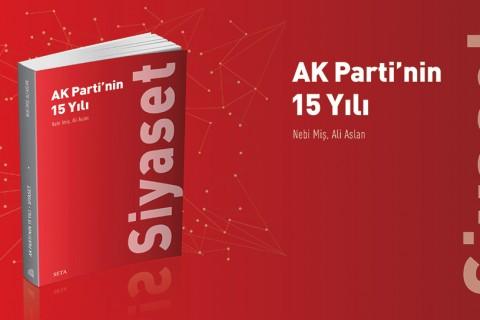 Kitap   AK Parti'nin 15 Yılı: Siyaset