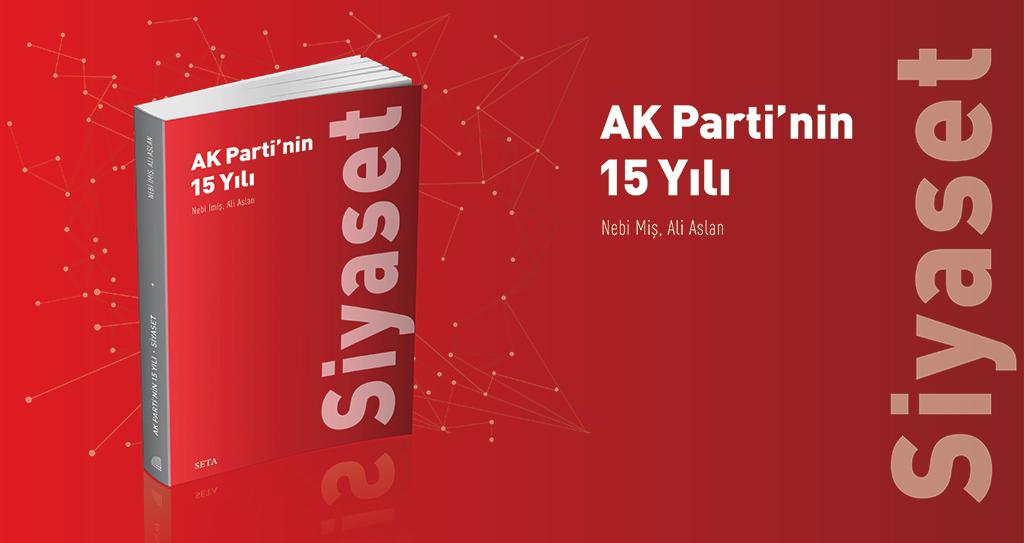 Kitap | AK Parti'nin 15 Yılı: Siyaset