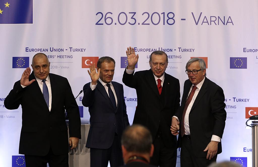 Varna, Türkiye-AB Zirvesi