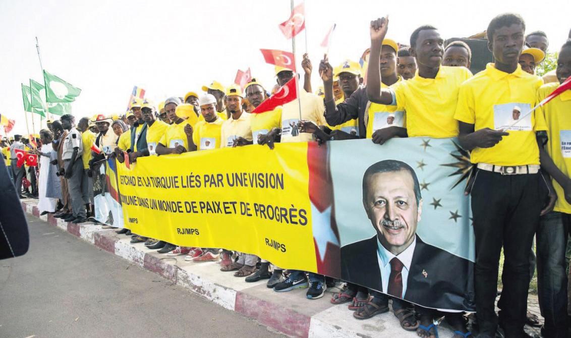 Recep Tayyip Erdoğan sevgisi