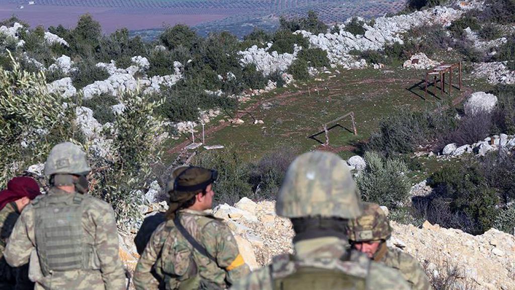 Afrin'de Çember Daralıyor