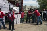 Zeytin Dalı Harekatı, Afrin, Kızılay Yardımı