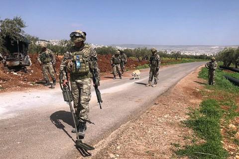 Zeytin Dalı Harekatı Afrin