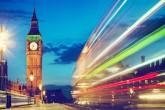 Londra Saat Kulesi gece