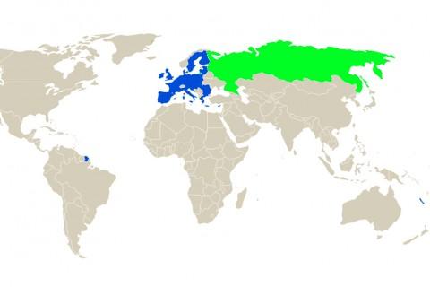 Rusya - Avrupa