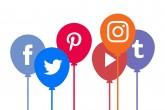 Sosyal Medya Balonları