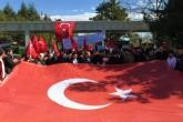 Boğaziçi Üniversitesi - Afrin Protestosu