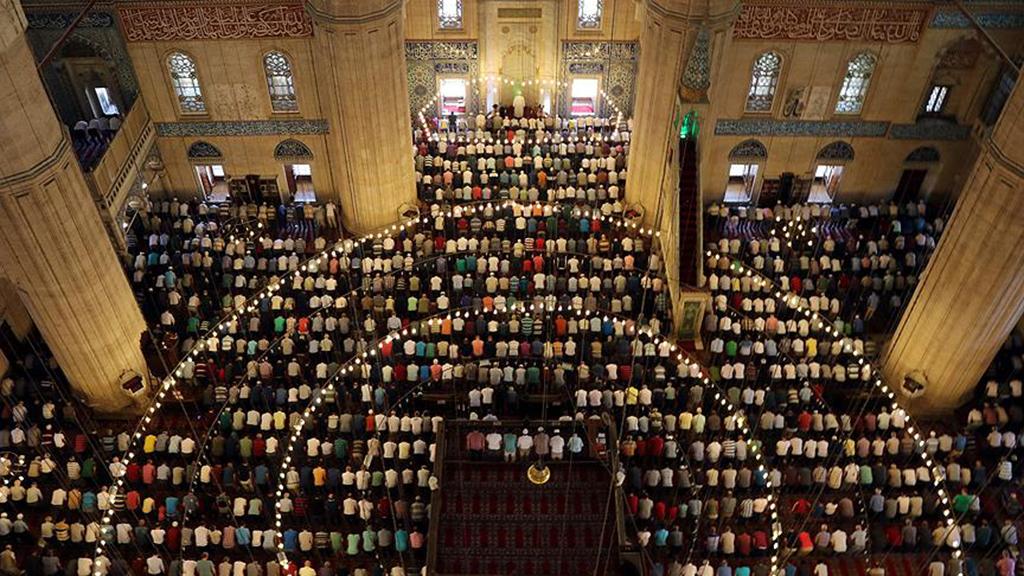 Cami Cemaati