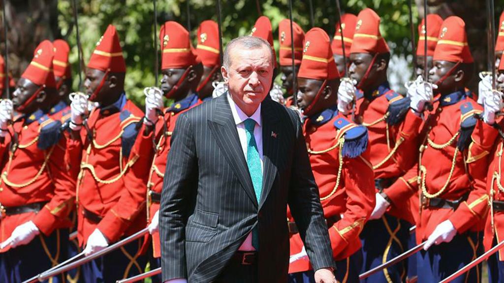 Recep Tayyip Erdoğan - Senegal