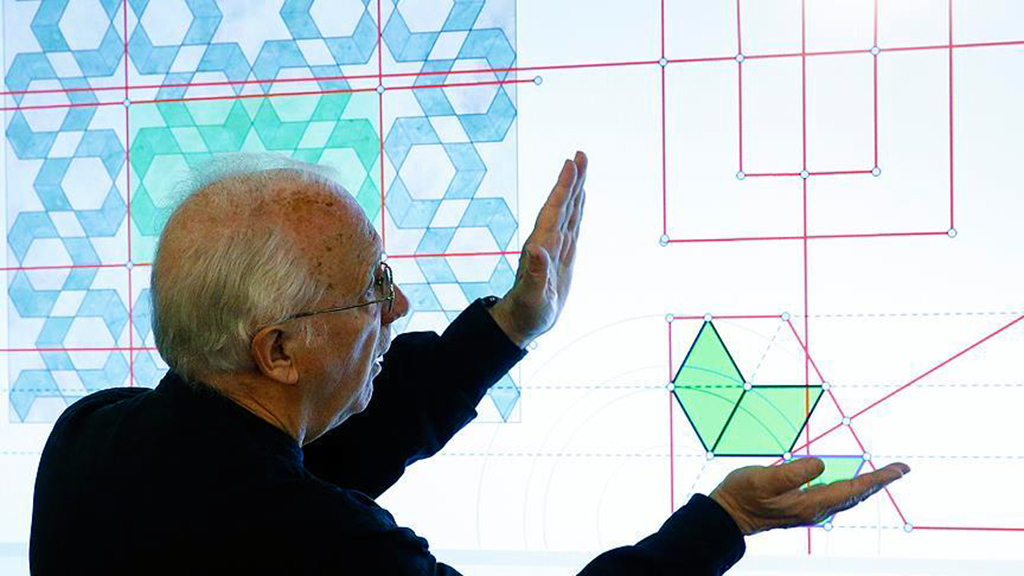 İslami geometrik desen dersi