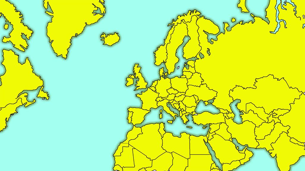 Türkiye-Ortadoğu-Avrupa