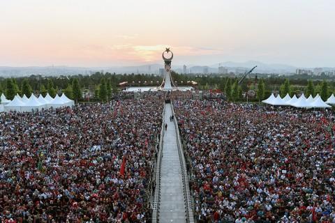 Beştepe 15 Temmuz Anıtı