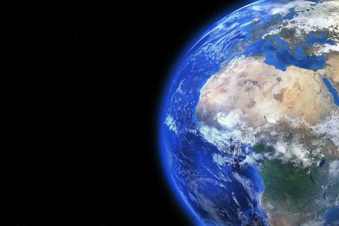 Yerküre - Afrika