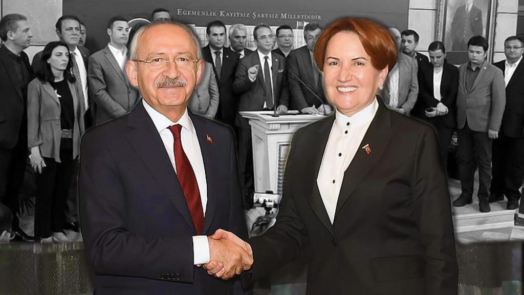"""CHP Grup Başkanvekili Altay, """"15 milletvekilimiz partimizden istifa etti ve İYİ Parti'ye katıldılar."""" dedi."""