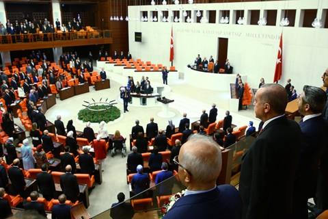 TBMM - Recep Tayyip Erdoğan